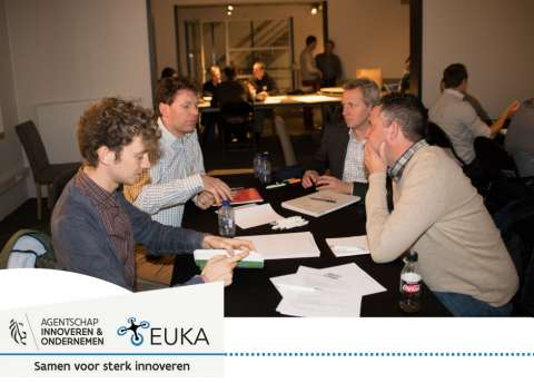 BitsOfData participates in the EUKA Innovation sessions: innovative business cases using drones
